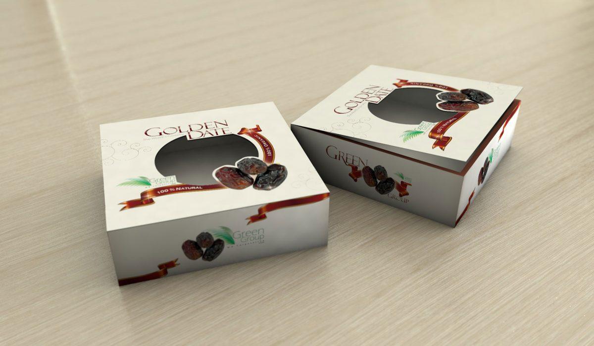 طراحی بستهبندی/ گروه سبز