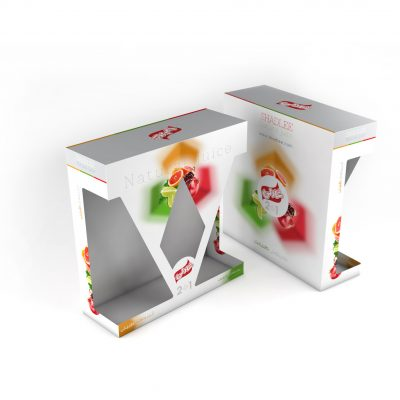 طراحی جعبه محصول