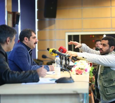 سی و پنجمین جشنواره بینالمللی تئاتر فجر (Pr)